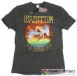 Led Zeppelin - U. S. Tour 1975 (Official Merchandise) (Футболка)